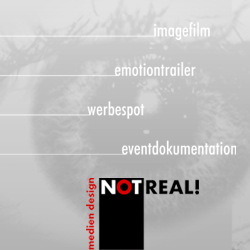 NOT REAL! medien design